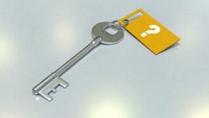 klucz do nowego mieszkania
