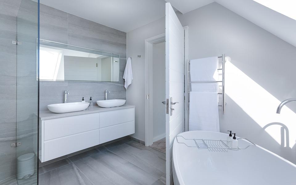 nowoczesna ceramika w łazienkach